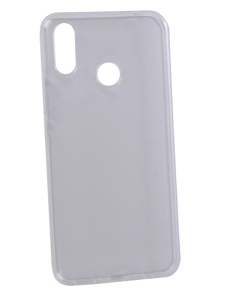 Аксессуар Чехол Svekla для Huawei Nova 3i Silicone Transparent SV-HWNOVA3I-WH аксессуар чехол для xiaomi redmi note 5 svekla silicone transparent sv xiredn5 wh