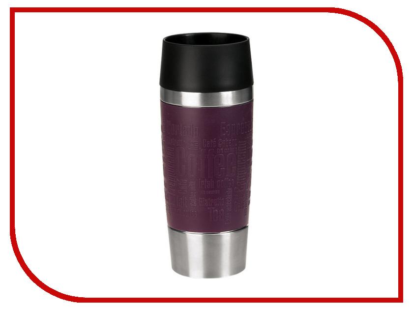 Термокружка EMSA Travel Mug (0,36 л) Purple 513359 цена