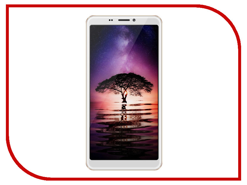 Сотовый телефон Ark Ukozi U5 Gold цена и фото