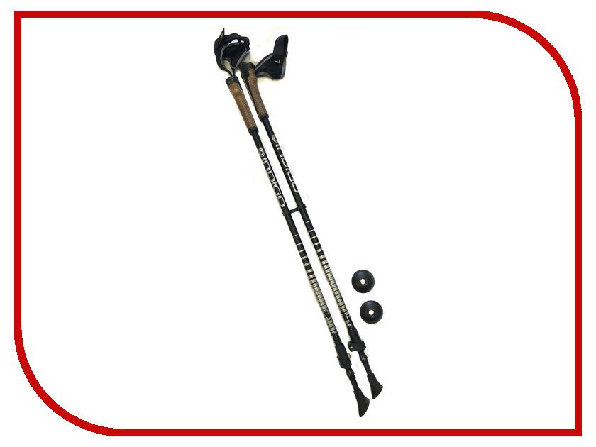 все цены на Палки Indigo SL-602 85-135cm 2 секции Black