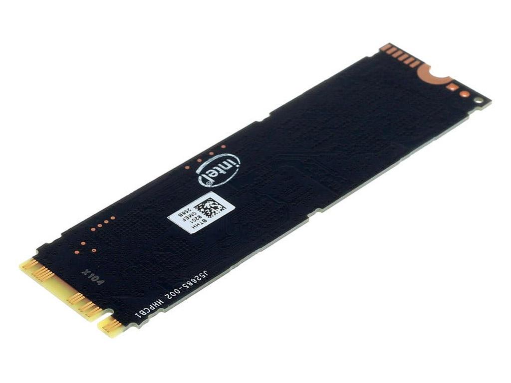 Твердотельный накопитель Intel SSDPEKKW256G801