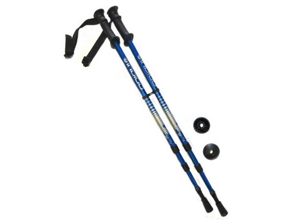 Палки Indigo SL-1-3 65-135cm 3 секции Blue