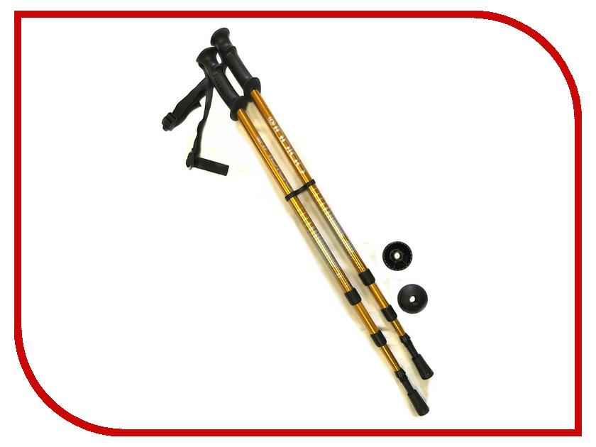 Палки Indigo SL-1-3 65-135cm 3 секции Gold gold plated banana plug jack connector set golden 3 5mm 10 pairs