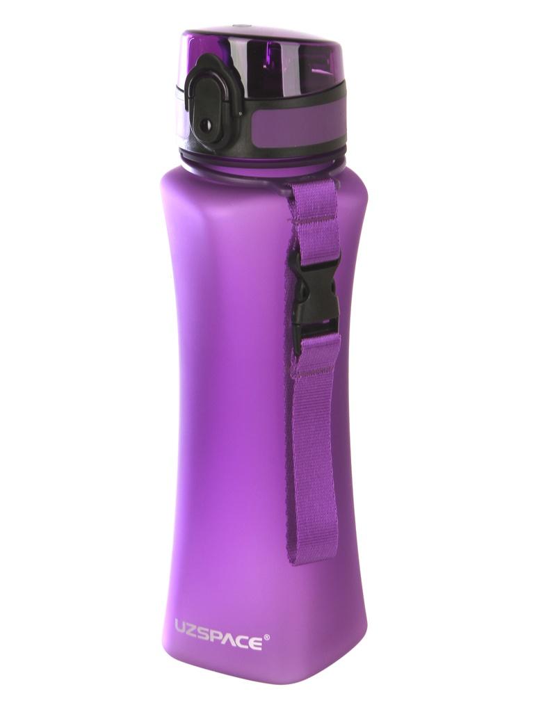 Бутылка Uzspace 6008 500ml Matt Purple все цены