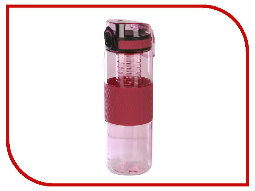 Бутылка Uzspace 5061 700ml Pink bols peach 700ml