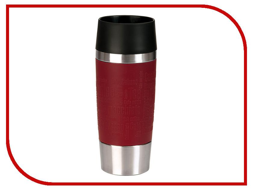 Термокружка EMSA Travel Mug (0,36 л) Red 513356 цена