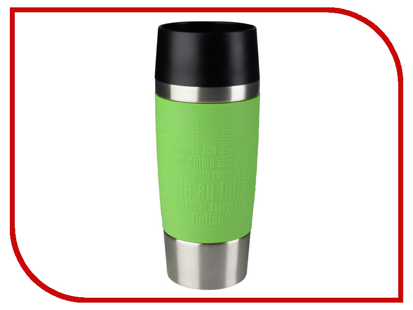 Термокружка EMSA Travel Mug (0,36 л) Green 513548 цена