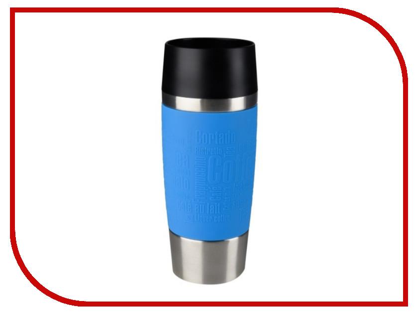 Термокружка EMSA Travel Mug (0,36 л) Light Blue 513552 цена