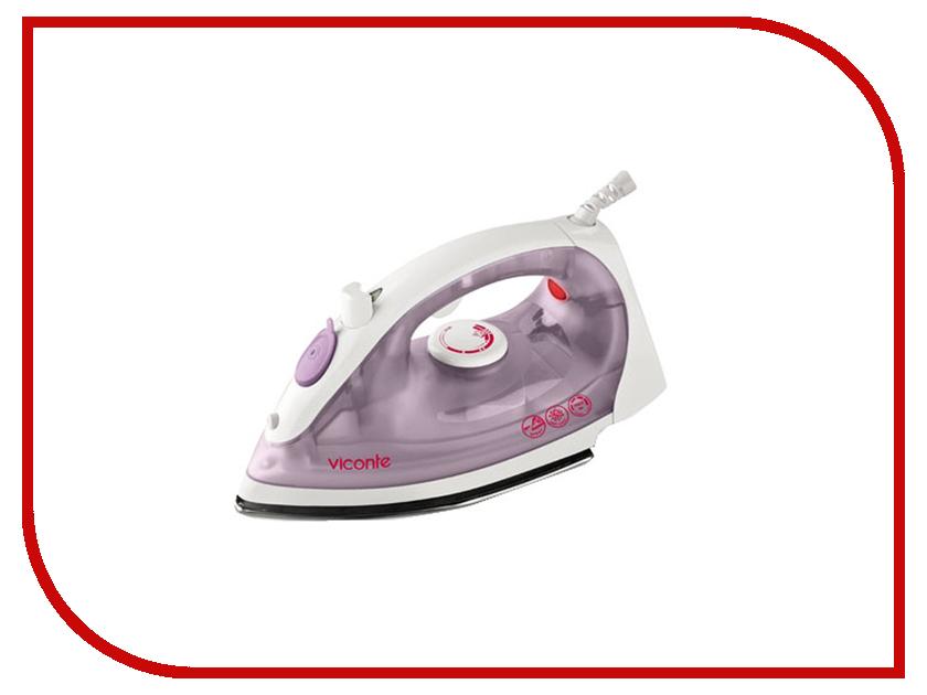Утюг Viconte VC-436 (2011) Pink утюг viconte vc 4301
