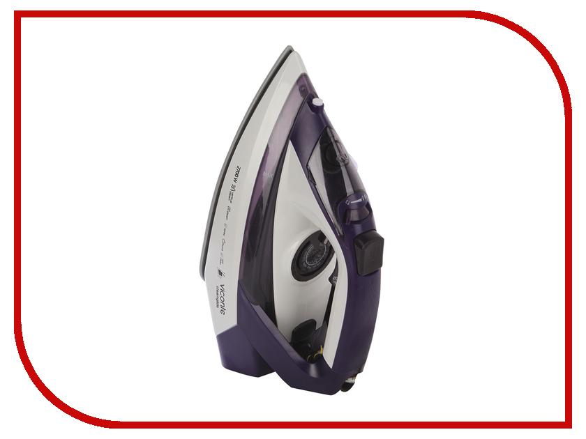 Утюг Viconte VC-437 (2011) Violet утюг viconte vc 4301