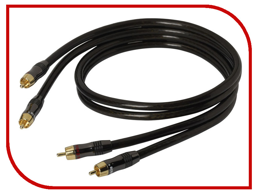 Аксессуар Real Cable ECA 2m real cable tdc 300f 100 м