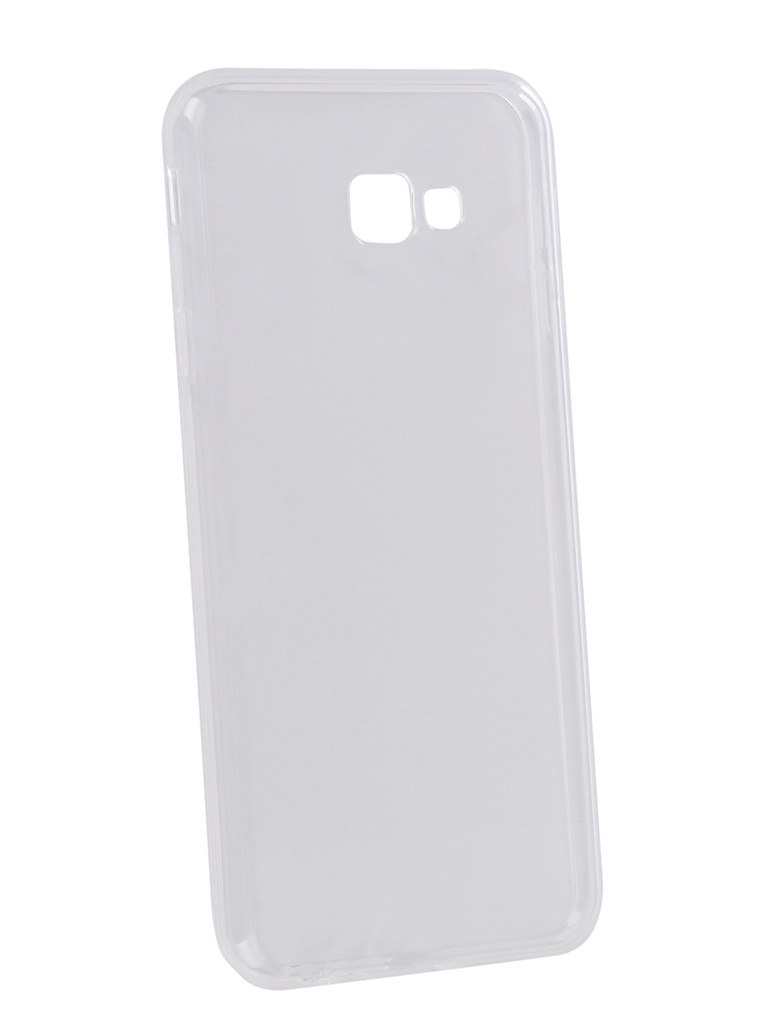 Аксессуар Чехол Zibelino для Samsung Galaxy J4 Plus J415F 2018 Ultra Thin Case Transparent ZUTC-SAM-J415F-WH аксессуар чехол для samsung galaxy j4 plus j415f 2018 zibelino ultra thin case transparent zutc sam j415f wh