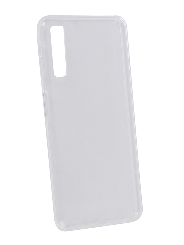 Чехол Zibelino для Samsung Galaxy A7 A750 2018 Ultra Thin Case Transparent ZUTC-SAM-A750-WHT