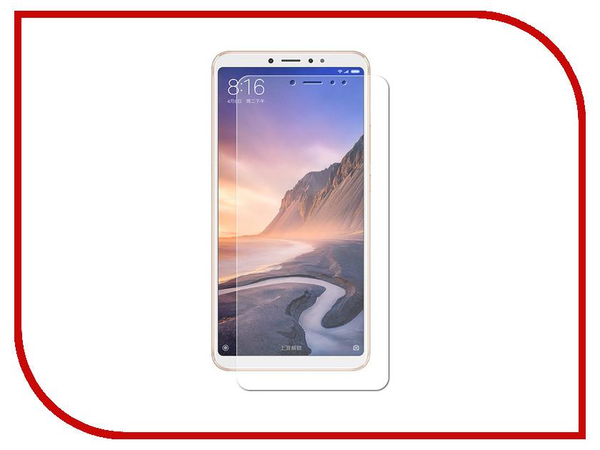 Аксессуар Защитное стекло для Xiaomi Mi Max 3 6.9-inch 2018 Zibelino TG ZTG-XIA-MI-MAX3 mi