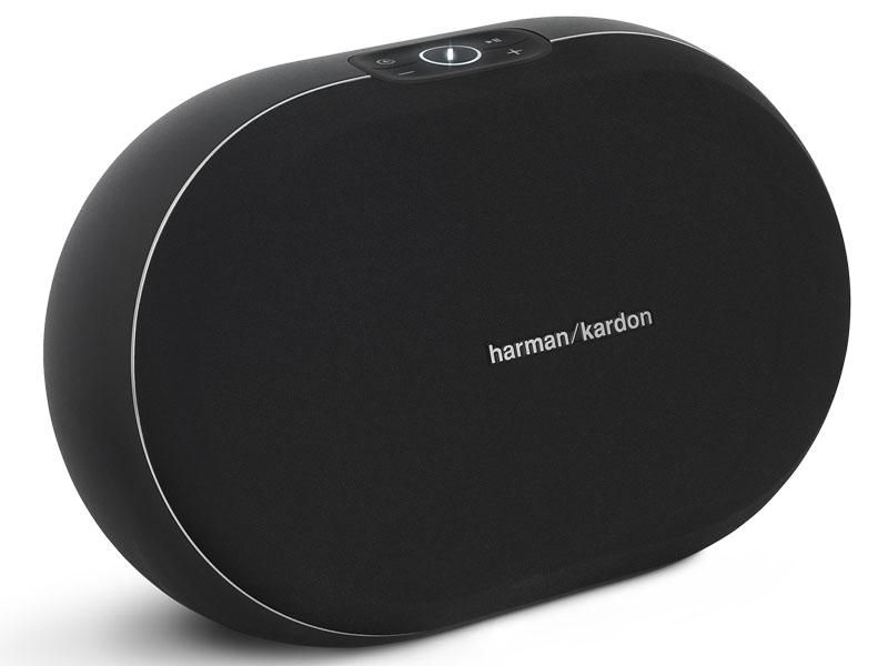 Колонка Harman Kardon Omni 20 Plus Black цена и фото