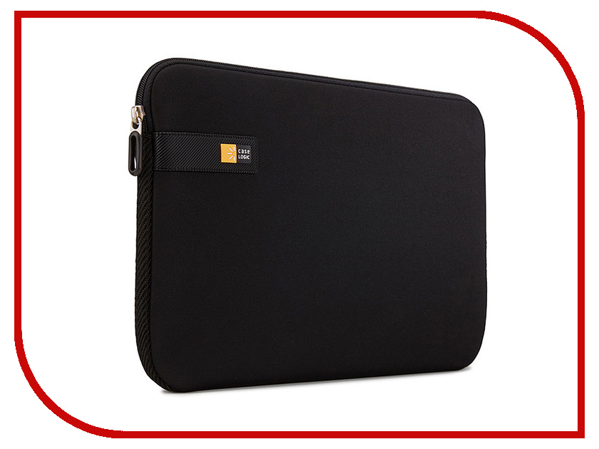 Аксессуар Чехол 13.3-inch Case Logic LAPS-213K Black аксессуар case logic dhs 101k black