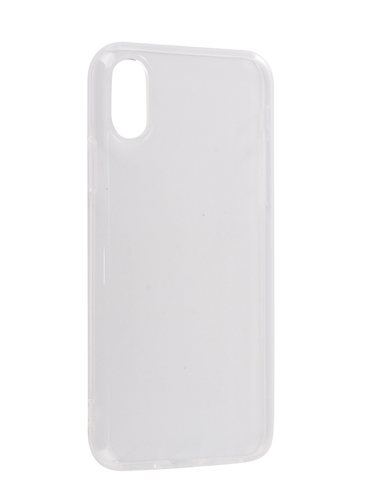 Чехол для APPLE iPhone X/XS Gurdini Ultra Twin 0.3m Transparent 906797