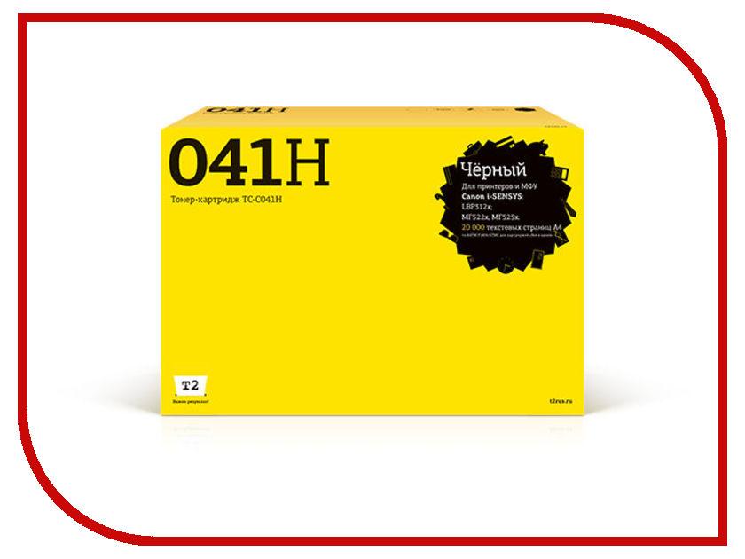 Фото - Картридж T2 TC-C041H Black для Canon i-Sensys LBP312x/MF522x/MF525x с чипом sy16 black professional waterproof outdoor bag backpack dslr slr camera bag case for nikon canon sony pentax fuji