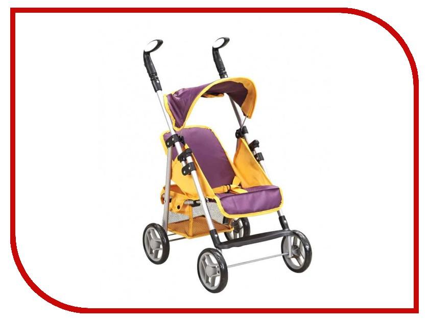 Коляска Buggy Boom Skayna Yellow-Purple (8235D4) buggy boom коляска для кукол buggy boom skayna трансформер зеленая