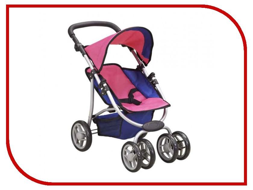 Коляска Buggy Boom Skayna Pink-Blue (8237D2)