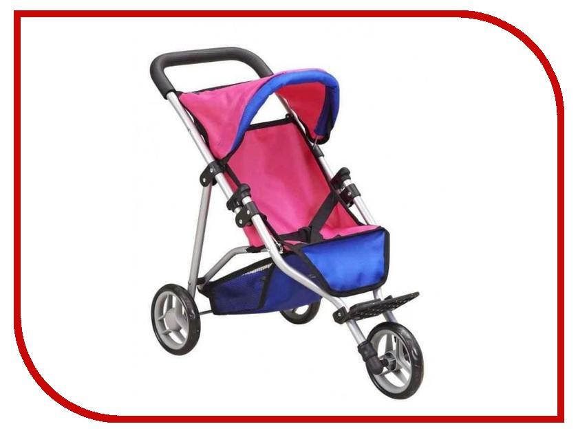 Коляска Buggy Boom Nadin Pink-Blue (8339D2)