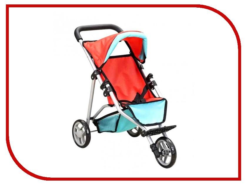 Коляска Buggy Boom Nadin Red-Blue (8339D3)