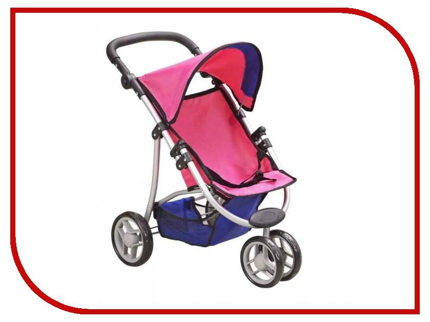 Коляска Buggy Boom Nadin Pink-Blue (8340D1)