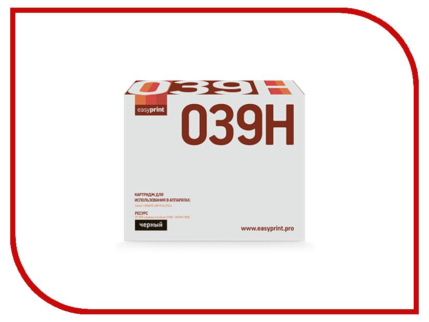 Картридж EasyPrint LC-039H Black для Canon i-SENSYS LBP351x/352x с чипом