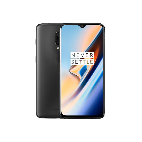 Сотовый телефон OnePlus 6T 8/256GB Black