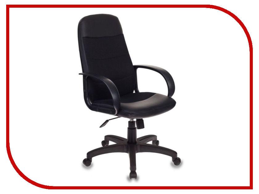 Компьютерное кресло Бюрократ CH-808AXSN/LBL+TW-11 Black кресло руководителя бюрократ ch 808axsn на колесиках ткань синий [ch 808axsn tw 10]
