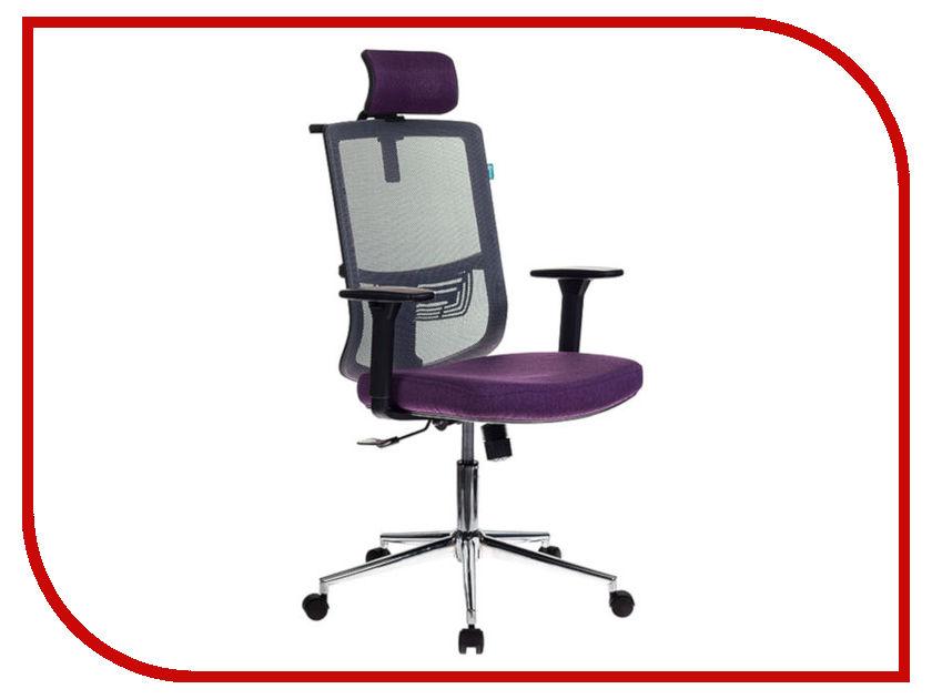 Компьютерное кресло Бюрократ MC-612-H/DG/VIOLET dg home кресло tulip armchair