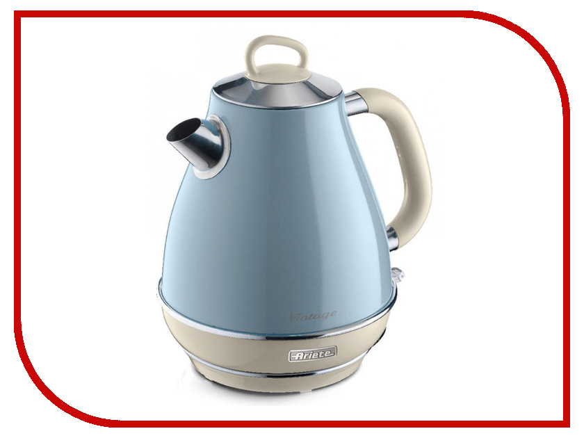 Чайник Ariete 2869/05 Vintage Light Blue