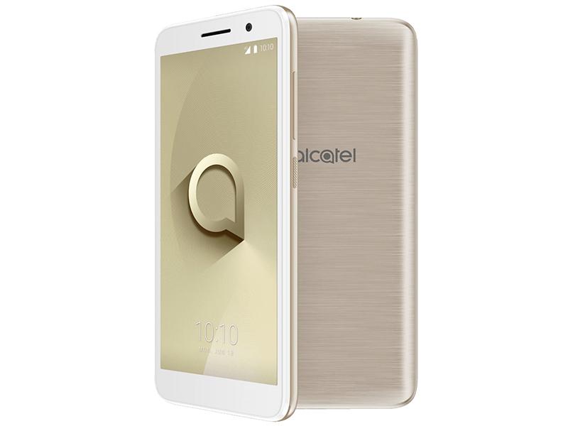 Сотовый телефон Alcatel 1 (5033D) Metallic Gold