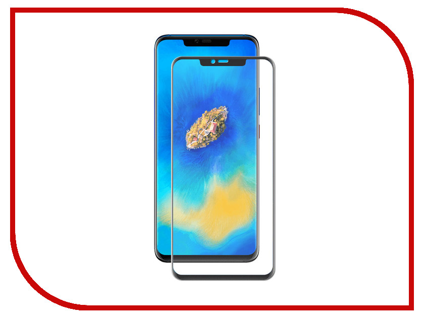 Аксессуар Защитное стекло для Huawei Mate 20 Pro Media Gadget 3D Full Cover Glass Black Frame MG3DGHM20PBK аксессуар защитное стекло для huawei honor 8 lite media gadget 2 5d full cover glass gold frame mgfchh8lgd