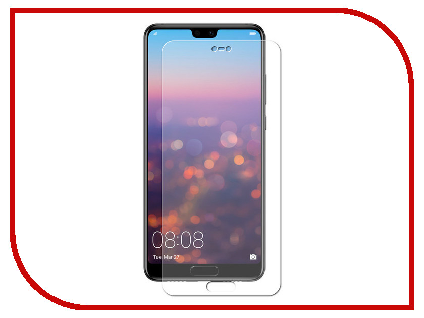 Аксессуар Защитное стекло для Huawei P20 Media Gadget Tempered Glass 0.2mm Transperent MG02TGHP20