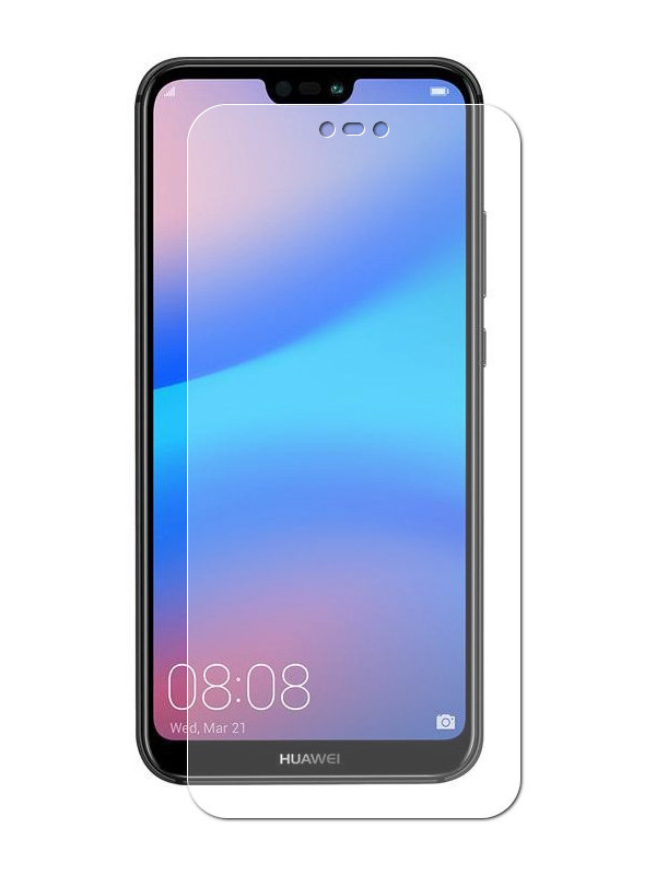Аксессуар Защитное стекло Media Gadget для Huawei P20 Lite Tempered Glass 0.2mm Transperent MG02TGHP20L