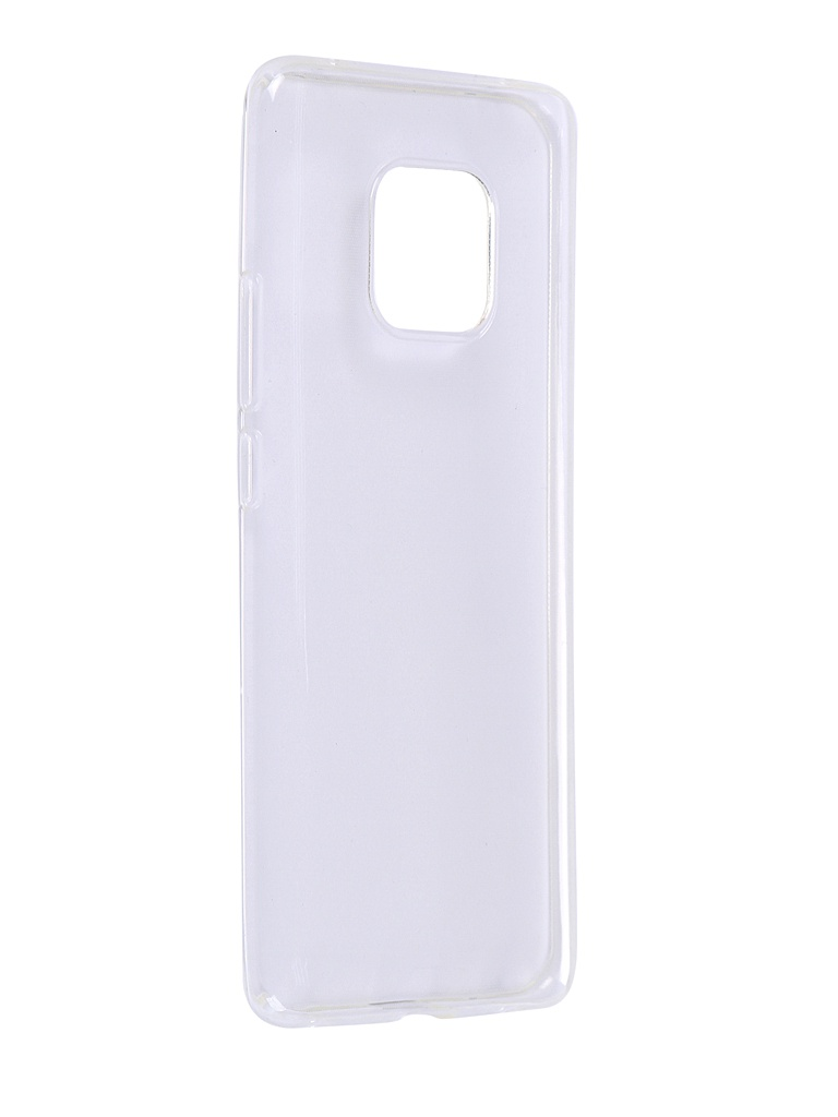 Аксессуар Чехол Media Gadget для Huawei Mate 20 Pro Essential Clear Cover Transperent ECCHM20PTR