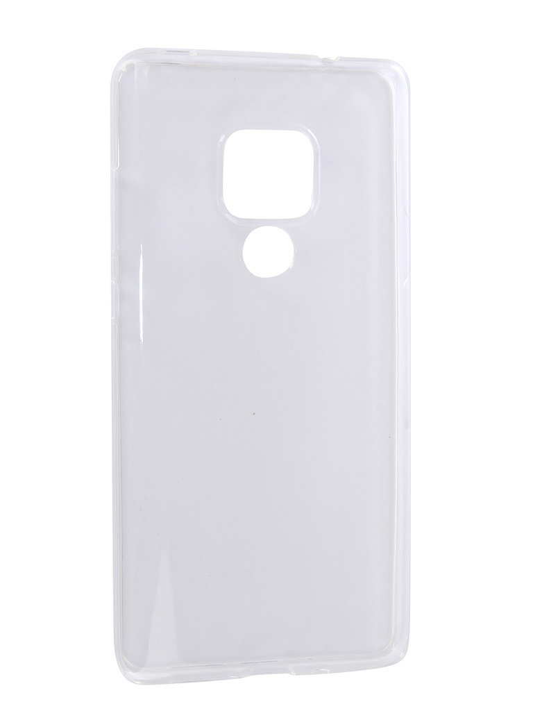 Аксессуар Чехол Media Gadget для Huawei Mate 20 Essential Clear Cover Transperent ECCHM20TR