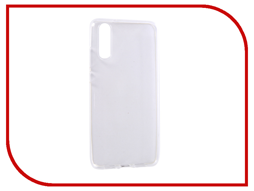 Аксессуар Чехол для Huawei P20 Media Gadget Essential Clear Cover Transperent ECCHP20TR