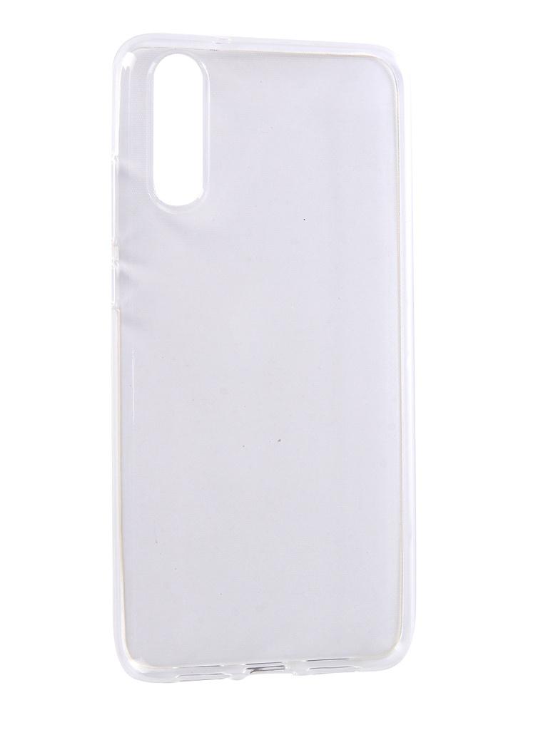 Аксессуар Чехол Media Gadget для Huawei P20 Essential Clear Cover Transperent ECCHP20TR аксессуар защитное стекло для oppo f7 2018 media gadget 2 5d full cover glass black frame mgfcof718bk