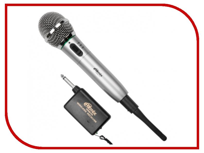 Микрофон Ritmix RWM-101 Titan rolsen rwm 100 для 15 27 черный