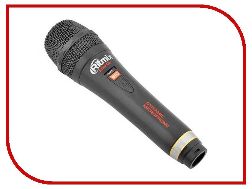 все цены на Микрофон Ritmix RDM-131 Black онлайн