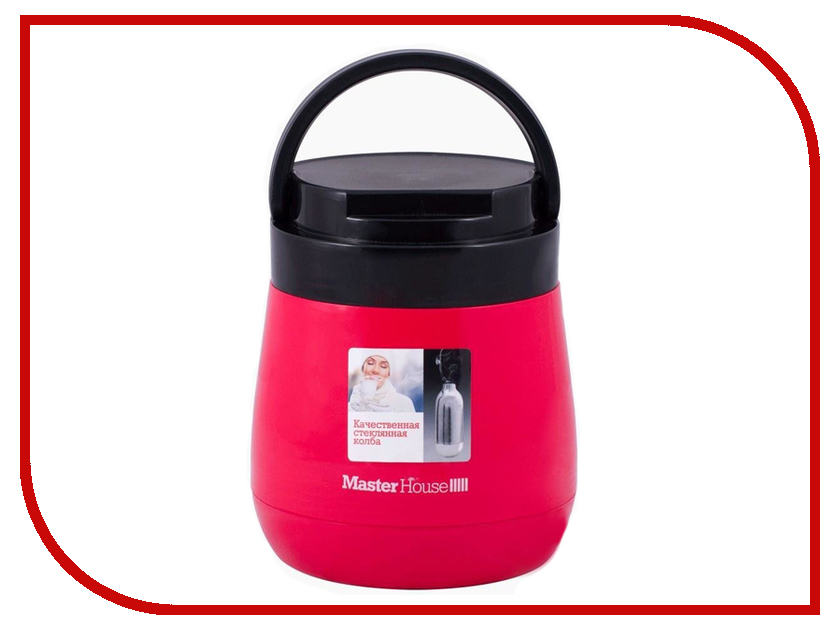 Ланч-бокс Master House ЛБ-1.0 Милан 1L Red red house painters red house painters red house painters