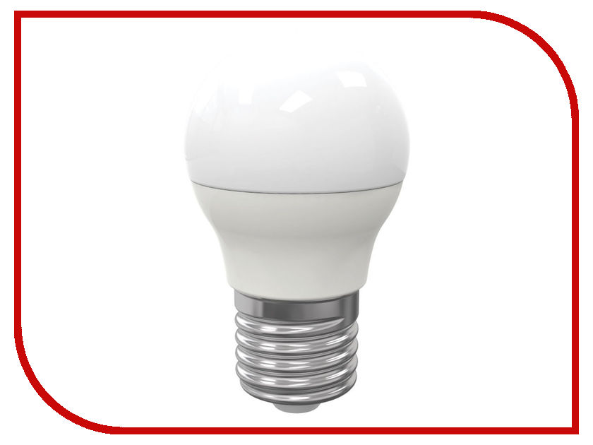 Лампочка Sonnen LED G45 7W 4000K E27 453704 лампочка sparkled mini classic e27 g45 3w 185 265v 3000k lls45 3e 30 27