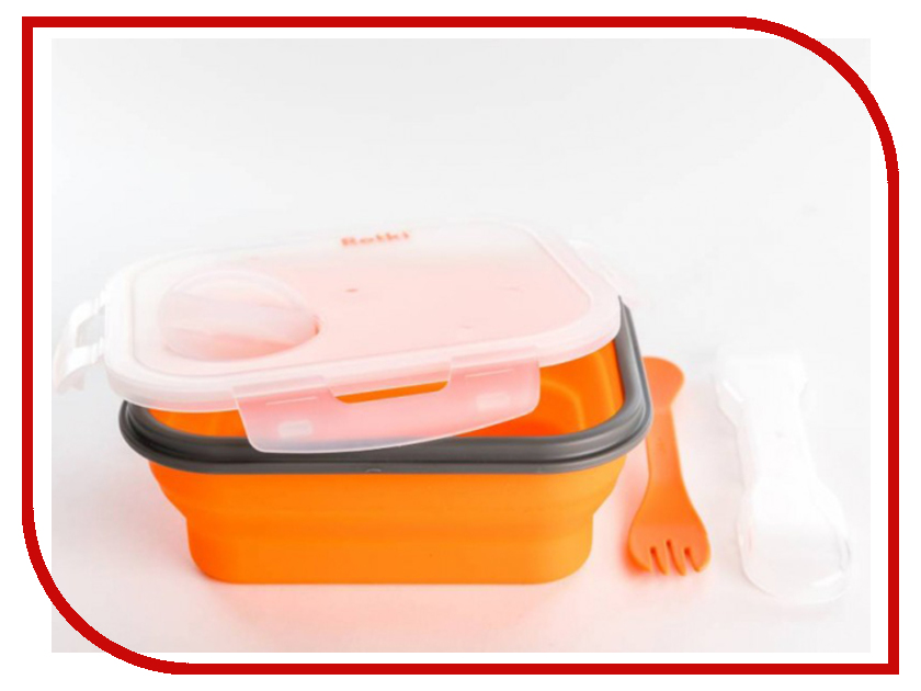 Набор посуды Retki MealKit Orange R5149О
