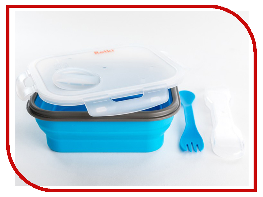 Набор посуды Retki MealKit Blue R5149S