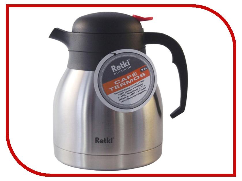 Термос-кувшин Retki Cafе 1L R0137