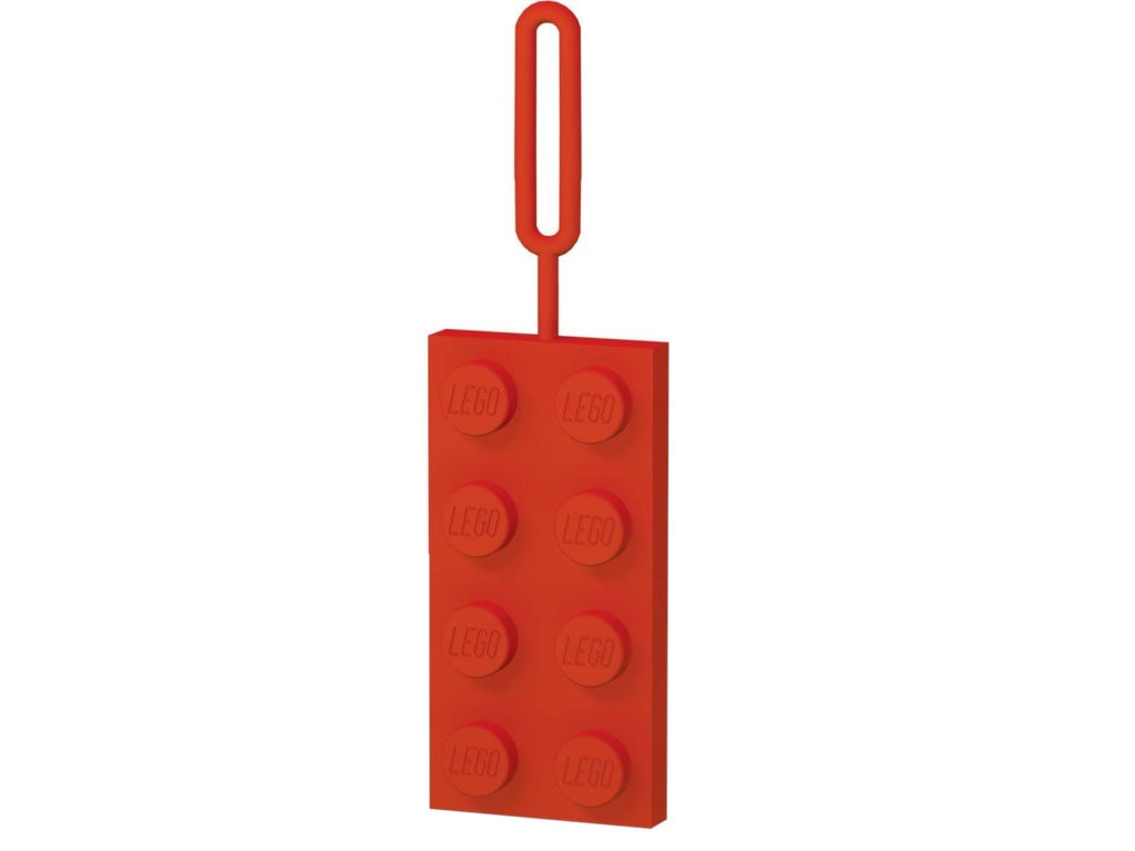 Брелок Lego Red 51393