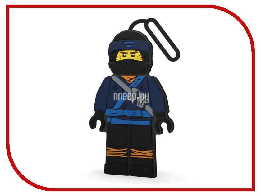 Брелок Lego Ninjago Movie Jay 51887 брелок lego lego 853635 брелок super heros женщина кошка
