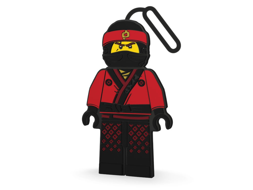 Брелок Lego Ninjago Movie Kai 51883